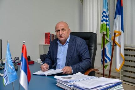 Градоначелник Видоје Петровић